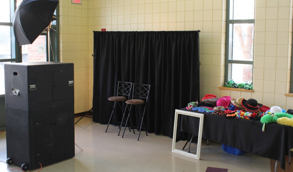 best photo booth in wichita great lighting professional camera