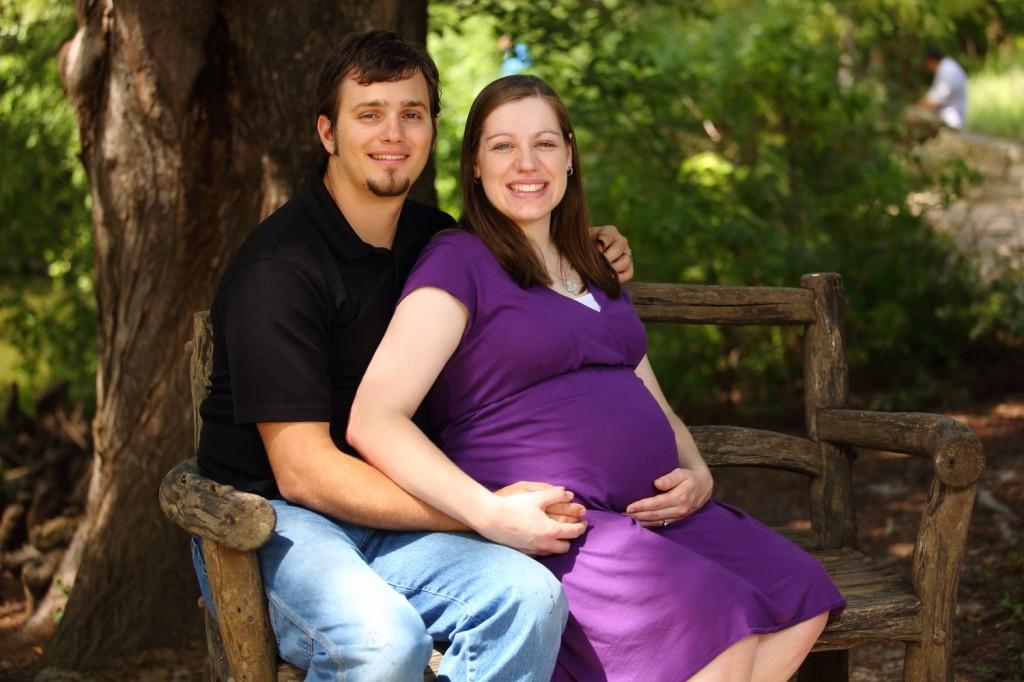 Maternity photo wichita