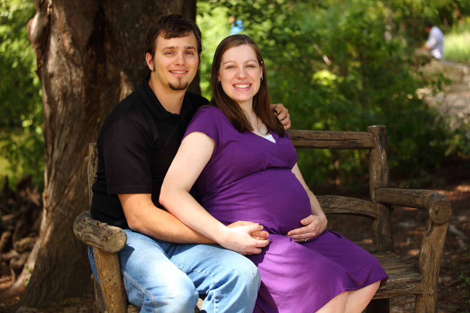 Maternity photo wichita