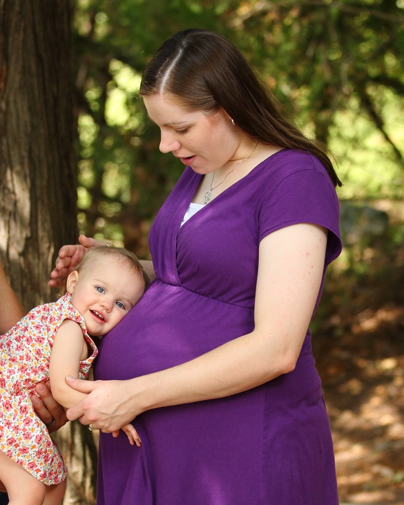 Maternity photo hutchinson