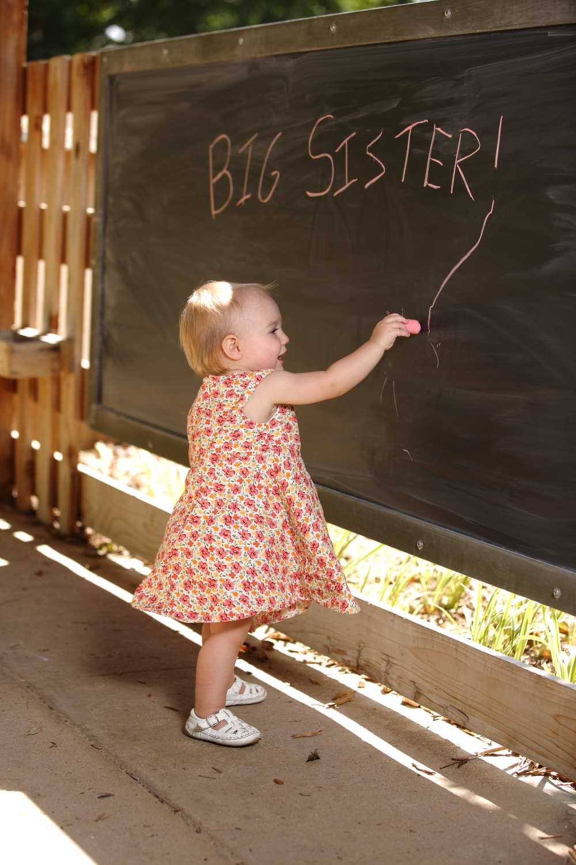 big sister photo