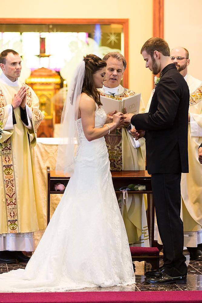 catholic wedding photography 16
