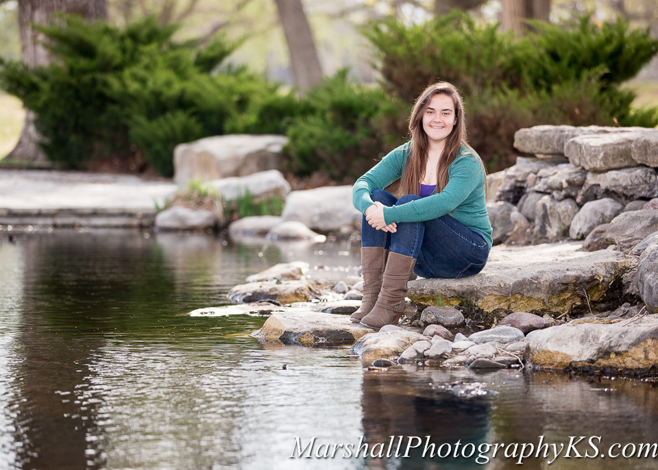 wichita senior photo Erin East HS-5