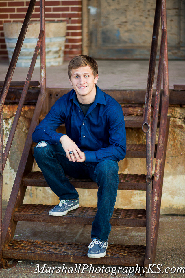 wichita senior photos Lucas-5
