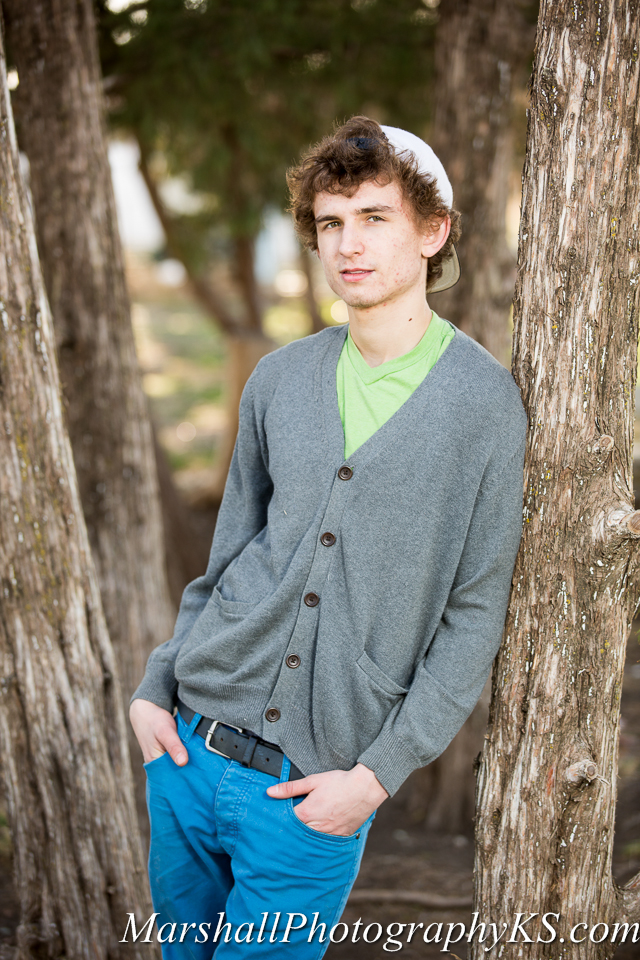 wichita senior photos farm drake-7